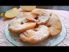 Frittelle di mele senza glutine - zero glutine...100% Bontà
