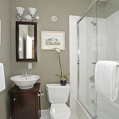 Ordinaire Small Bathroom Design, Pictures, Remodel, Decor And Ideas