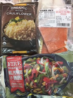 7 Healthy Meals You Can Make With Trader Joe's Frozen Foods