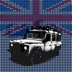 7159c7ba74 land rover defender union jack