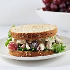 Copycat of Arby's Chicken Salad Sandwich - food - Salat Rezepte Arby's Chicken Salad Sandwich Recipe, Arbys Chicken Salad, Sandwich Recipes, Grilled Chicken, Salad Recipes, Pecan Chicken Salads, Chicken Recipes, Salat Sandwich, Gourmet