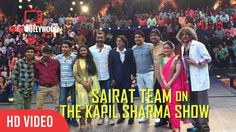 The Kapil Sharma Show   Sairat Special   Rinku, Akash, Tanaji, Arbaz And...