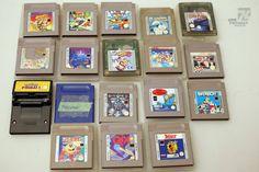 cyan74.com - vintage & pop culture | Nintendo Gameboy Classic