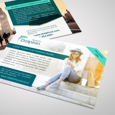 Design powerful leaflet on new product launch by coloseum99