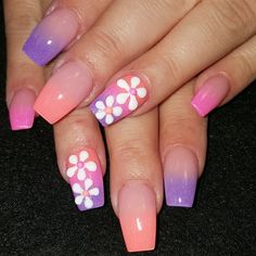 Spring flowers by Oli123 from Nail Art Gallery
