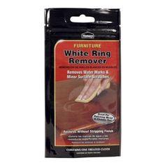 Homax Furniture White Ring Remover Cloth