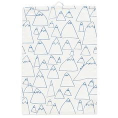 MOUNTAINS KITCHEN TOWEL