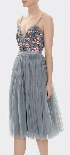 Whisper Midi Dress