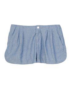 rag & bone Official Store, Charlie Short, blue fl, Womens : Sale : Bottoms, W2349043R