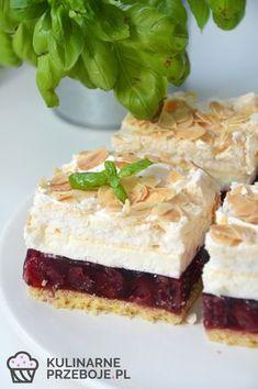 Homemade Cakes, Gelato, Vanilla Cake, Mousse, Delicious Desserts, Recipies, Cheesecake, Strawberry, Baking