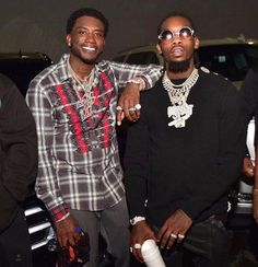 Gucci Mane and Offset