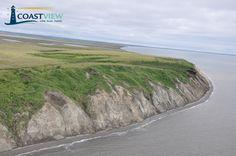#Cape #Blossom is a point of land on the #Baldwin #Peninsula, south of #Kotzebue, Alaska, USA.
