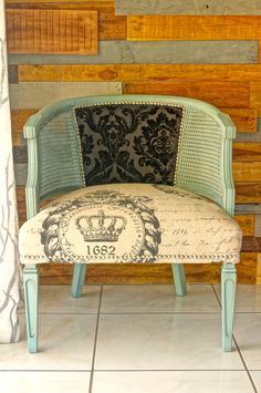 Antique cane accent chairs by LMODesignGroup on Etsy https://www.etsy.com/listing/200675700/antique-cane-accent-chairs