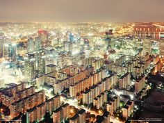 I can't even imagine. - Seoul, South Korea - December National Geographic
