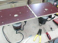 103 Mini Portable Router Table