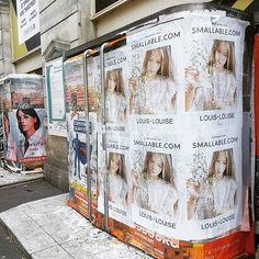 Collage d'affiche pour @smallable_store @louislouiseparis