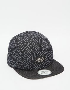 218404be641 Gorra de denim con estampado Camper de New Era