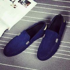 2018 Man Shoes Casual Loafers Male Men Sapato Masculino Red Blue Black Bottom Canvas Slip on Driving Moccasin Loafers Flat Shoes Casual Loafers, Loafers Men, Casual Shoes, Men Casual, Driving Moccasins, Red And Blue, Loafer Flats, Oxford Shoes, Dress Shoes