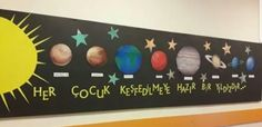 School Classroom, Psychology, Education, Frame, Geography, Gifts For Kids, Initials, Planets, Psych