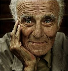 When grace is joined with wrinkles, it is adorable. There is an unspeakable dawn in happy old age. - Victor Hugo