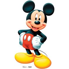 Mickey+Mouse+Stand-Up+-or even Minnie can come for a visit to your special Party!! Book Now and Save!!