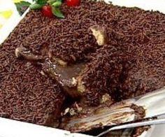 Pavê de chocolate maravilha - Receitas Aki