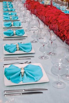 love the baby blue color for a beach themed wedding #NowResorts. #YourDreamDay #myDreamDay