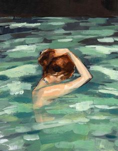 Paintings by Clare Elsaesser
