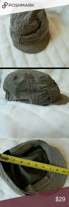 Pistil olive green hat Pistil olive green hat. Excellent condition. This is such a cool hat! Pistil Accessories Hats