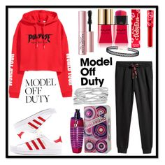 """#PurposeTourRed"" by drewbieber94 ❤ liked on Polyvore featuring Lime Crime, Yves Saint Laurent, Justin Bieber, Too Faced Cosmetics, LULUS and M&Co"