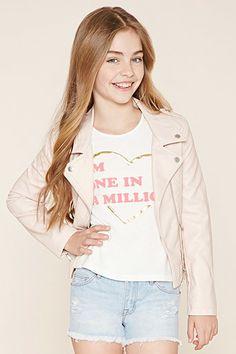 Girls In A Million Tee (Kids)