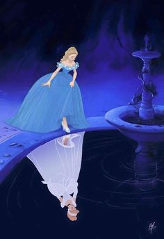 I don't like the new Cinderella that much but this is cute.