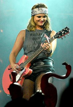 Country Girl Rock! Miranda Lambert Us weekly Purchase her License to Boot Whiskey Bent and Hellbound tank on www.licensetoboot.com