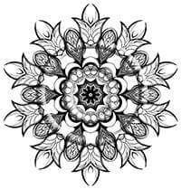 LonerWolf Mandala