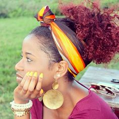 @Ndawapeka Samuel love her color and puff