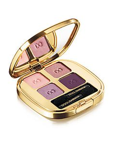 Dolce & Gabbana Smooth Eye Colour Quad This is not cheap  $60!