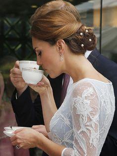 Kate Middleton hair do
