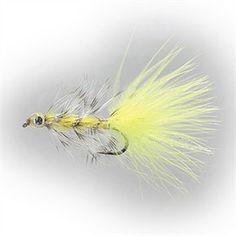 Swim Bugger - fluo/yellow