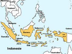 In Batavia werd in 1691 een bestuurscentrum voor de V.O.C, opgericht. Batavia heet nu Jakarta.