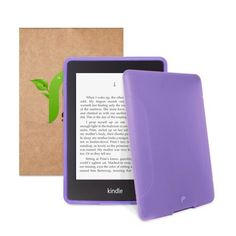Fosmon DURA Series TPU Case for Amazon Kindle Paperwhite - Purple by Fosmon Technology. $2.99. Keep your Amazon Kindle Paperwhite eBook Reader safe from accidental mishaps with Fosmon's DURA series protective skin case. This Kindle accessory is perfect for protecting your eBook reader from scratches and dings that happen with everyday wear and tear. Snap-on shell protects the back of your device while providing an anti-slip finish for easy handling. Precise cut-outs allow...