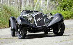 Alfa Romeo 6C 1750 SS Spider