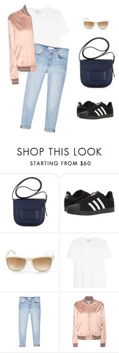 """💍"" by alexiouq ❤ liked on Polyvore featuring Tory Burch, adidas, Versace, Yves Saint Laurent and MANGO"
