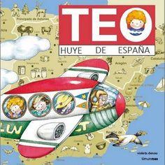 Teo huye de España.