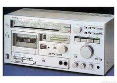 Hifi Audio, Boombox, Audio Equipment, Audio System, Sony, Old Things, Retro, Decks, Vintage