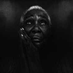 Black and White Portraits of Homeless People by Lee Jeffries  @Demilked each more haunting than the last