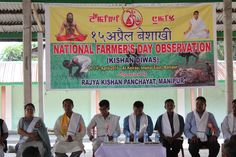 Celebration of 14th April Baishakhi in Manipur organised by Kisan Panchayat Manipur State