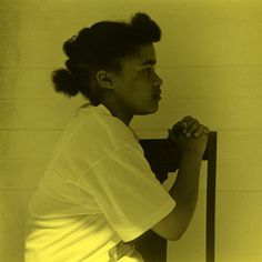 Image from the Colored People series by Carrie Mae Weems