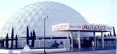 appy 50th anniversary to the Cinerama Dome! Located at 6360 Sunset Boulevard in Hollywood, California. Designed to present widescreen Cinerama film. It opened on this day in 1963 and continues to be a first rate theatre and one of the most recognizable movie theaters in the world! Thank you ArcLight Cinemas for taking such good care of it and preserving its original design by Welton Becket! The original 1963 model was recently discovered and is now on display in the lobby!