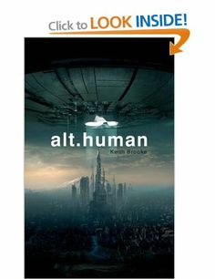 Alt.Human - Keith Brooke. Loved this book!