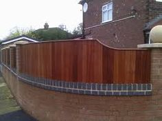 wooden panel gates - Google Search